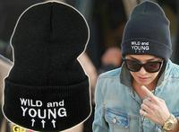 Beanie Hat Winter Fall Hiphop classic Warm Cap fashion head cap fox hat knitted turbans sleeve beanies