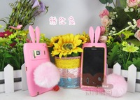 Promotion time! New Arrive phone case for Nokia N8 with Rabbit Design