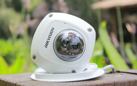 Hikvision DS-2CD2532F-I S,3MP Mini Dome Camera Full HD 1080P POE Power Network IP66 Indoor WeatherProof IR IP CCTV Camera wifi