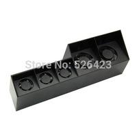 Dobe USB External 5 Fans Cooling Cooler Stand Holder For Playstation 4 PS4 Black