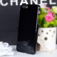 Newest! For iPhone 6 6G Clear Plastic Crystal Transparent Back Cover Case For iPhone Air PC Hard Case Free Shipping MOQ500pcs