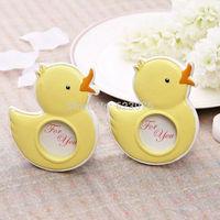 Baby Duck Design Frame Baby Shower Miniature Photo Frame Favor (Set of 4 Pieces)