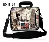 """Stamps Place Of Interest 10.1"""" 11.6"""" 13.3"""" 14"""" 15.6"""" 17.3"""" Laptop Notebook Computer Sleeve Case Carrying Bag with"""