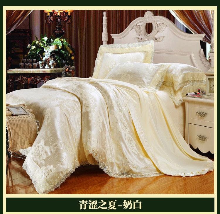 온라인 구매 도매 흰색 레이스 이불 중국에서 흰색 레이스 이불 ...