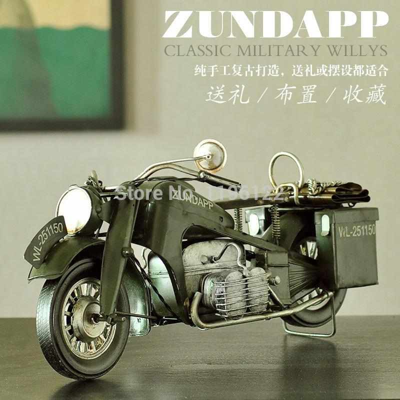 Hand Made American Motorcycle Vintage Zundapp Motor