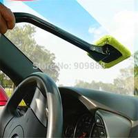 Car Auto Windshield Clean Fast Easy Shine Wiper Cleaner Glass Window Brush Handy