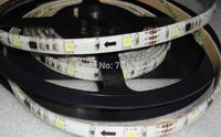 5m WHITE STROBE DC12V 30leds/m10pcs ws2811 ic/meter(10pixels) led digital strip;IP65;waterproof in silicon coating