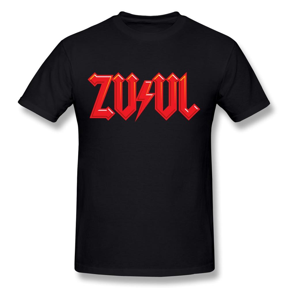 Мужская футболка Gildan t Zuul Txt LOL_3019926 мужская футболка gildan slim fit t lua lol 3029656