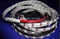 4m DC5V APA-104 led pixel srip,non-waterproof,60pcs APA104 LED/M with 60pixels;white PCB,only 4PIN