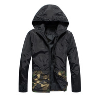 Free shipping 2014 autumn and winter New products men's clothing outerwear,male fashion casual wadded jacket
