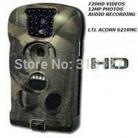 Ltl Acorn 6210MC 940nm 12MP HD Trail Camera 1080P/No glow/Flip-Down LCD/Cycling Save/Video/Audio 6210 wild Game Scouting Camera