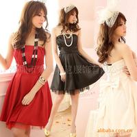 The 2013 summer dress new dress bridesmaid bride dinner dress 2207