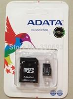 Adata MICRO SD CARD 32GB CLASS 10 MEMORY CARDS 64GB C10 Class 6 MICROSD 16GB 8GB 4GB MICROSDHC TF FLASH REAL USB Drive Microdata