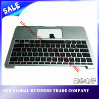 top case with keyboard US version  for macbook air repair  a1370 11 inch 2010 / 2011