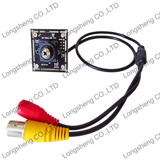 800TVL CMOS 8330+8510 3.7mm Screw/Button Lens Mini PCB CCTV Camera free shipping(China (Mainland))