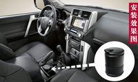 Free shipping  Universal Black Car Cigarette Holder, Ashtray Auto Portable Car Cigarette Ashtray Car Styling