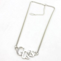 2014 Simple fresh new special European and American fashion jewelry necklace female models national wind