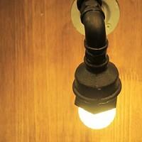 Free shipping LED Industrial wind restoring ancient ways corridor bar decoration personality spotlight