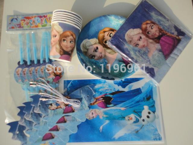 Frozen movie Anna elsa princess queen Gril kids child happy Birthday
