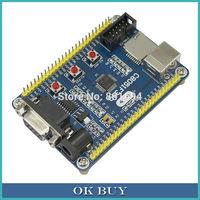 10 Pcs/Lot C8051F340 Development Board C8051F Mini System Learning Board