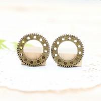 62a classic  cogwheel design diy necklace bracelet component  20pcs/lot 25MM  pendants alloy  lucky Charms  Jewelry Findings