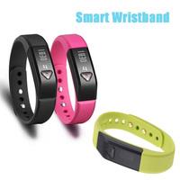 "Vidonn X5 0.49"" OLED IP65 Bluetooth V4.0 Smart Wristband Bracelet Calories / Alarm / Sports / Sleep Tracking"