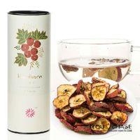 Premium Natural Organic Dry Hawthorn Maybush Slice Fruit tea, 80g