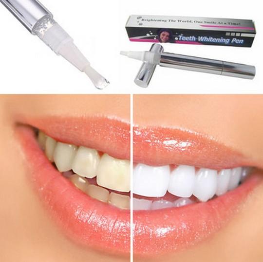 Dents blanchissant le stylo de blanchiment dent oral performancel'hygiène stylo gel dentifrice blanchissant trousse de soins dentaires javel bleuissement. effaceur. instants de supprimer
