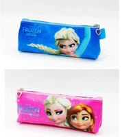 Frozen Design Pencil Case for School Children Girls Great Pen Case in stock freeshipping