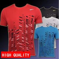 Hot sale 2014 New summer Mens Designer Quick Drying Casual T-Shirts Tee Shirt Slim Fit New Sport Shirt plus-size M-XXL LSL076