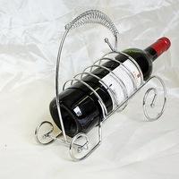 Home elegant fashion wrought iron wine rack wine rack