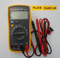 New Origianl FLUKE 12E Electrician's Digital Multimeter Designed for Education WYB-4 Free DHL