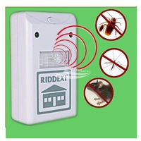 Riddex Plus Electronic Pest & Rodent Repeller New