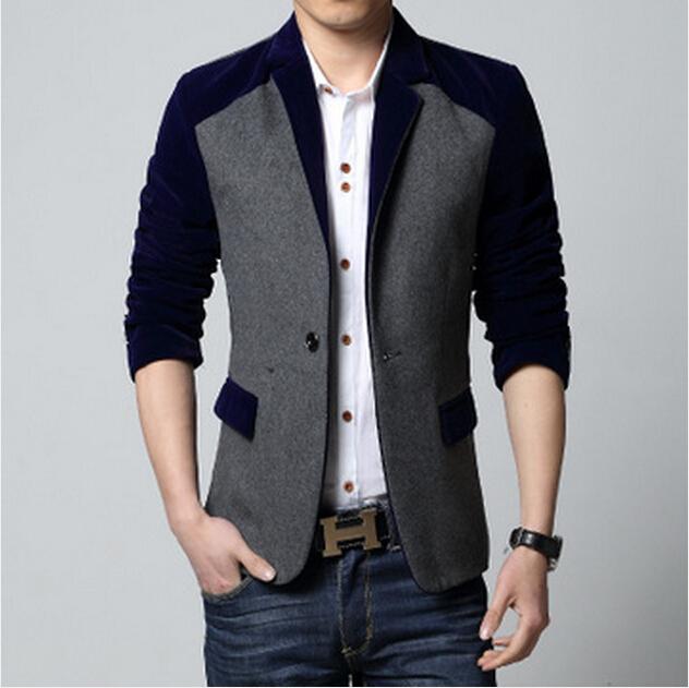 2014-brand-suit-jacket-for-men-spring-autumn-coat-korean-male ...