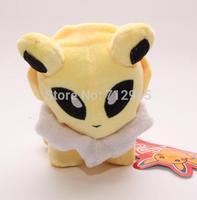 2014 New PP Cotton Plush Animals/Stuffed Toys/Pokemon Toys About 12 5''cm Yellow Dolls For Kids Ibrahimovic PA05 Free Shipping