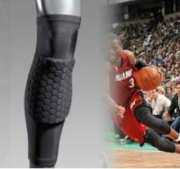 ports Basketball extended knee brace cellular bull calf basketball shin guard