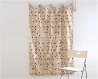 Eiffel Tower decorative mosquito curtain fabric curtain off curtain air curtain 80 * 140 Free shipping