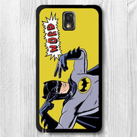 Batman Word Protective Cover Case For Samsung Galaxy Note 3