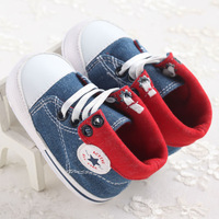 2014 Fashion Classic Baby Shoes Infant First Walkers Shoes Spring/Autumn Toddler Shoes Soft Bottom Non-Slip 1pcs free shipping