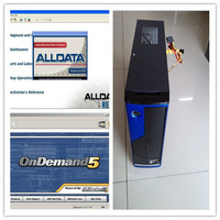 2014 auto repair software Alldata 10.53 + Mitchell on demand 5.8 2014 auto repair software in 2TB Have been installed well