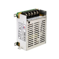 12V 2.5A / 5V 2A Power Supply Transformer for LED / Surveillance Camera - Silver (AC 110~220V)