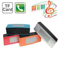 KR-9700 Portable Wireless Bluetooth Speaker mini Music Box Speaker Subwoofer Loudspeakers MP3 Music Player Free Shipping