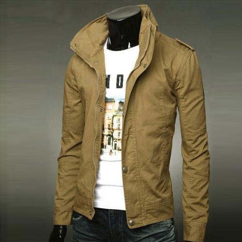 2014 hommes, sommets. new hot vente vestes pour hommes en coton outwear hommes manteaux sport style ajustement designer de mode veste 7 m~xxxl couleurs