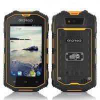 Unlocked Hummer H5 3G Smartphone 4inch Screen IP68 Waterproof Shockproof Dustproof 512M RAM 4G ROM GPS Rugged cell phone