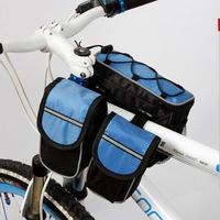 YANHO tube saddle mountain road phone multifunction waterproof racing bag multicolor
