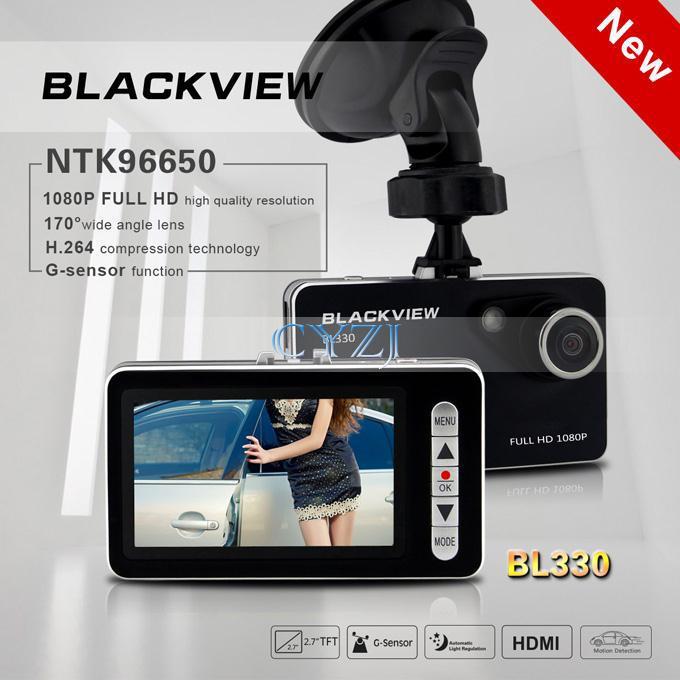 Автомобильный видеорегистратор BLACKVIEW BL330 DVR h.264 1920 * 1080 P 2.7' 5.0MP 170 IR видеорегистратор blackview md x1