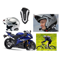 Brand Vimoto V1098a Motorbike Helmet Bluetooth Headset Waterproof Interphone