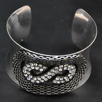 Wholesale Jewelry 2014 New Europe American Retro Cuff Bangle Vintage Jewelry Luxury Women Exaggerate Indian Bracelet