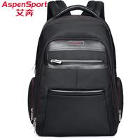 1680D oxford fabric PU coating man computer backpack student school bag commercial man bag double-shoulder laptop bag travel bag
