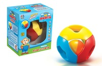 2014 New arrival Infant bell ball,Colourful plastic bell ball Baby hand grasp jingle ball,Baby music ball